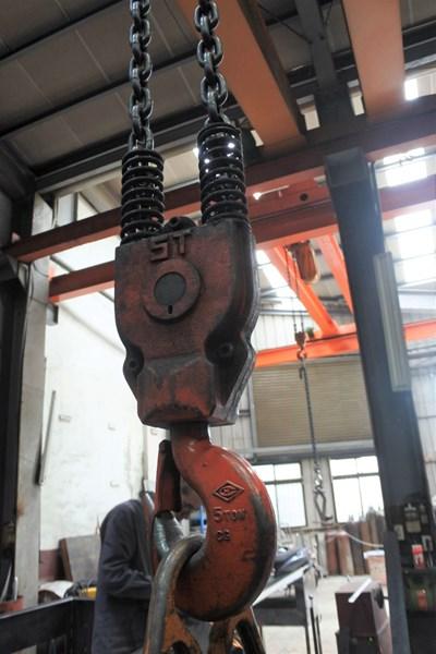 預防危險性機械或設備危害 勞工局從源頭輔導管理
